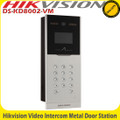 Hikvision DS-KD8002-VM Video Intercom Water Proof Metal Door Station
