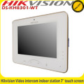 Hikvision DS-KH8301-WT Video Intercom Indoor Station with 7-inch Touch Screen