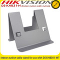 Hikvision DS-KAB21-H Indoor station table stand for use with DS-KH8301-WT