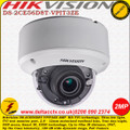 Hikvision DS-2CE56D8T-VPIT3ZE 2MP 2.8mm-12mm motorized vari-focal lens 40m IR, ultra low light PoC EXIR dome camera