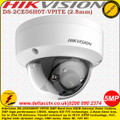 Hikvision DS-2CE56H0T-VPITE 5MP 2.8mm fixed lens 20m IR EXIR Indoor CCTV PoC Dome Camera