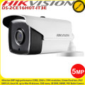 Hikvision DS-2CE16H0T-IT3E 5MP 3.6mm fixed lens 40m IR IP67 EXIR CCTV POC Bullet Camera