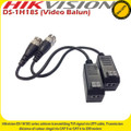 Hikvision DS-1H18S Video Balun (Set of 2)