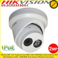 Hikvision DS-2CD2323G0-I 2MP 2.8mm fixed lens 30m IR CCTV IP Network Turret Camera