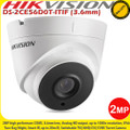 Hikvision DS-2CE56D0T-IT1F 2MP 3.6mm fixed lens 20m IR 4-in-1 CCTV Turret Camera