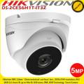 Hikvision DS-2CE56H1T-IT3Z 5MP 2.8-12 mm motorized vari-focal lens 40m IR CCTV Turret Camera