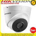 Hikvision DS-2CE56H0T-IT1F 5MP 2.8mm fixed lens 20m IR IP67 4-in-1 CCTV Turret Camera