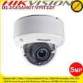 Hikvision DS-2CE56H0T-VPIT3ZF 5MP 2.7-13.5 mm motorized vari-focal lens 40m IR IP67,IK10 4-in-1 CCTV Dome Camera