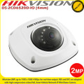 Hikvision DS-2CD6520D-IO 2MP 4mm lens Inner Vehicle IP Network Mini Dome Camera