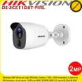 Hikvision DS-2CE11D8T-PIRL 2MP 2.8mm lens EXIR 20m IR CCTV ULTRA-LOW LIGHT PIR BULLET CAMERA