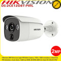 Hikvision DS-2CE12D8T-PIRL 2MP 2.8mm lens EXIR 20m IR CCTV  Ultra-Low light PIR  Bullet Camera