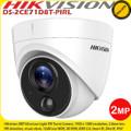 Hikvision DS-2CE71D8T-PIRL 2MP 2.8mm lens EXIR 20m IR CCTV Ultra-Low light PIR Turret Camera