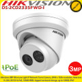 Hikvision DS-2CD2335FWD-I 3MP 4mm fixed lens 30m IR Ultra-Low Light IP Network CCTV Turret Camera