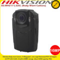 Hikvision DS-MH2111/32G 16MP CMO FOV 127 degree H.264 Body Worn Camera