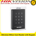 Hikvision DS-K1101MK Mifare Card Reader with Keypad Dust-proof and water-proof design