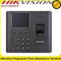 Hikvision DS-K1A802F-B Fingerprint Time Attendance Terminal Accesses to public network via EHome protocol