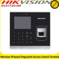 Hikvision DS-K1T201MF IP-based Fingerprint Access Control Terminal IP addresses conflicted alarm