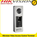 Hikvision DS-K1T501SF Video Access Control Terminal Communication via TCP/IP and Wi-Fi