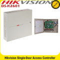 Hikvsion DS-K2601 Single-door Access Controller Short circuit attempts alarm and open circuit attempts alarm