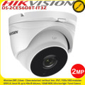 Hikvision DS-2CE56D8T-IT3Z 2MP  Auto focus, 2.8 mm to 12 mm motorized VF lens 40m IR Ultra Low-Light VF EXIR Turret Camera