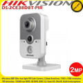 Hikvision DS-2CE38D8T-PIR 2MP 2.8mm fixled lens Ultra-Low Light PIR Cube Camera