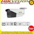 Hikvision DS-2CE16H0T-IT3ZF 5MP 2.7-13.5mm Vari-focal motorized lens 40m IR IP67 Bullet Camera