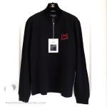 CHANEL X Pharrell 2019 Embellished Long Sleeve T-Shirt S Black *New