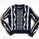 CHANEL 2018 Metiers d'Art Paris-Hamburg Knit Sweater 34 FR