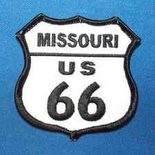 Missouri Route US 66 Patch