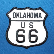 Oklahoma Route US 66 Patch