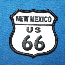New Mexico Route US 66 Patch