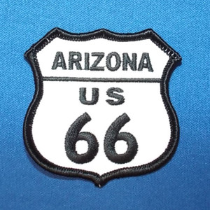 Arizona Route US 66 Patch