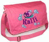 Personalized SNAIL Diaper Bag