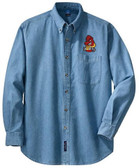 Firefighter Denim Shirt