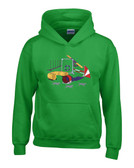 Agility Hooded Sweatshirt