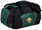 Yellow Labrador Retriever Duffel Bag