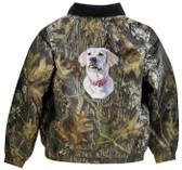 Yellow Labrador Retriever Jacket