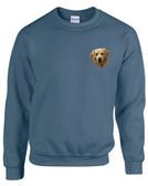 Golden Retriever Crewneck Sweatshirt