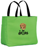 Golden Retriever Tote-Bag