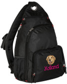 Golden Retriever Sling Pack