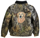 Golden Retriever Jacket