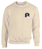 Bernese Mountain Dog Crewneck Sweatshirt