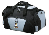 Bernese Mountain Dog Duffel Bag