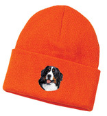 Bernese Mountain Dog Knit Cap