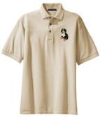 Bernese Mountain Dog Polo Shirt