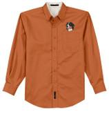Bernese Mountain Dog Easy Care Shirt