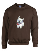 West Highland White Terrier Sweatshirt