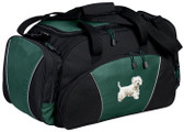 West Highland White Terrier Duffel Bag