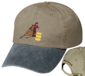 Barrel Racing Cap