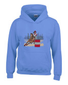 Barrel Racing Hooded Sweatshirt